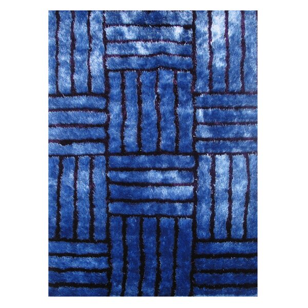 Contempo Shaggy Area Rug by L.A. Rugs
