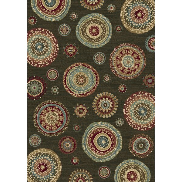 Attell Persian Multi Area Rug by Astoria Grand