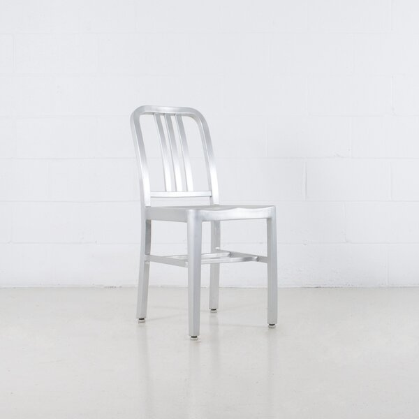 Traylor Aluminum Patio Dining Chair by Ebern Designs