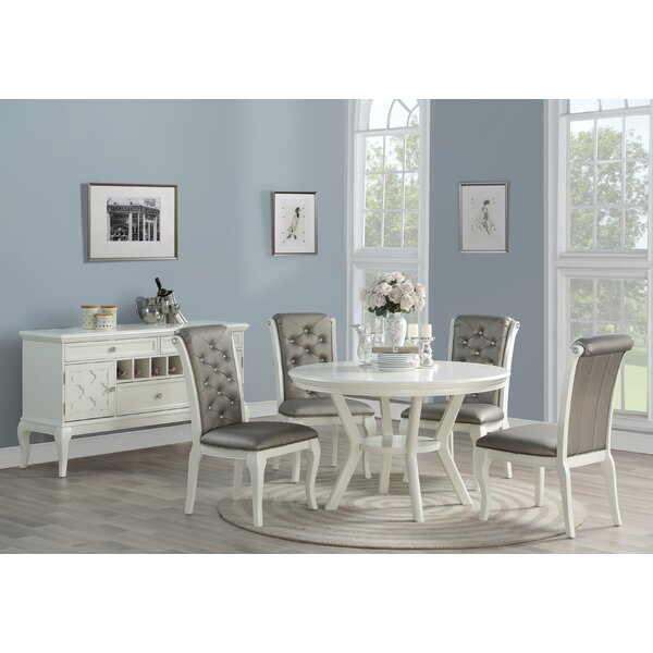 Branam 5 Piece Dining Set by House of Hampton