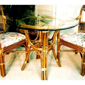 Delta Dining Table by Boca Rattan