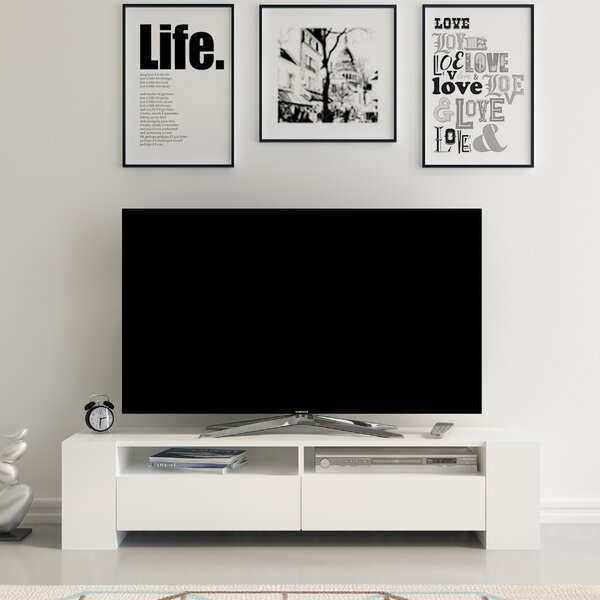 Bartee TV Stand For TVs Up To 70 Inches By Orren Ellis