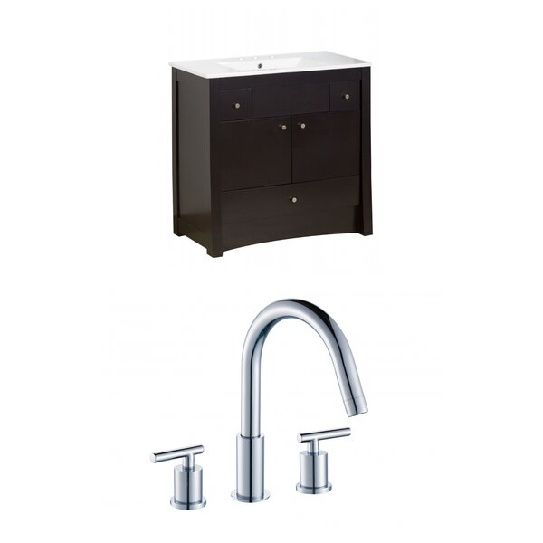 Vangundy 36 Single Bathroom Vanity Set by Royal Purple Bath Kitchen