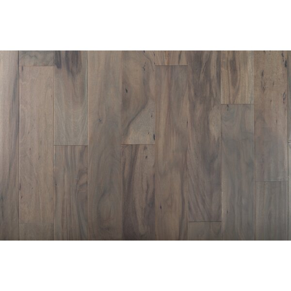 Shark Bay 7-1/2 Engineered Acacia Hardwood Flooring in Taupe by GoHaus