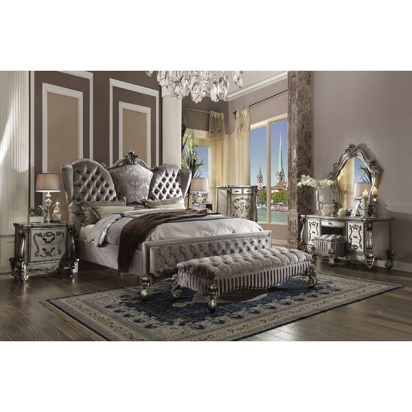 Malmberg Panel Configurable Bedroom Set by Astoria Grand