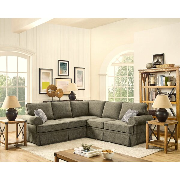 Mccreery Sectional by Red Barrel Studio