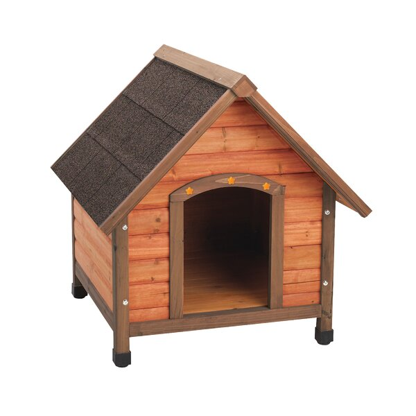 Premium A-Frame Dog House by Ware Manufacturing