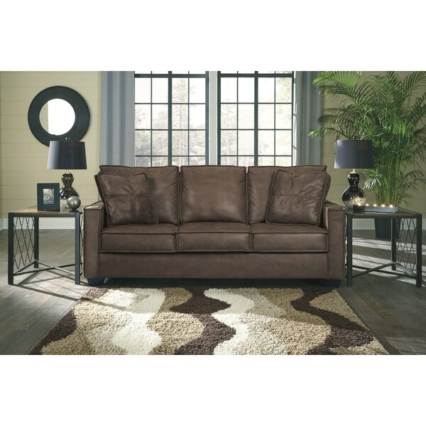 Nairn Queen Sleeper Sofa by Loon Peak