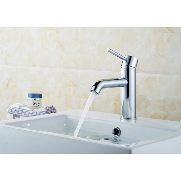 Mero Single Hole Bathroom Faucet by Artevit