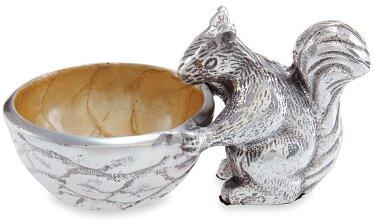 Squirrel 3 Decorative Bowl by Julia Knight Inc