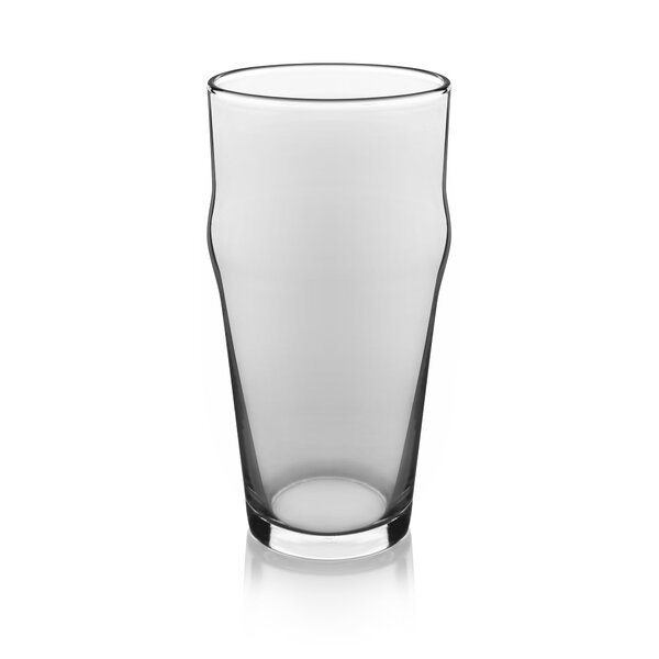 Craft Brews 25 Piece 16 oz. Glass Pint Glass Set by Libbey