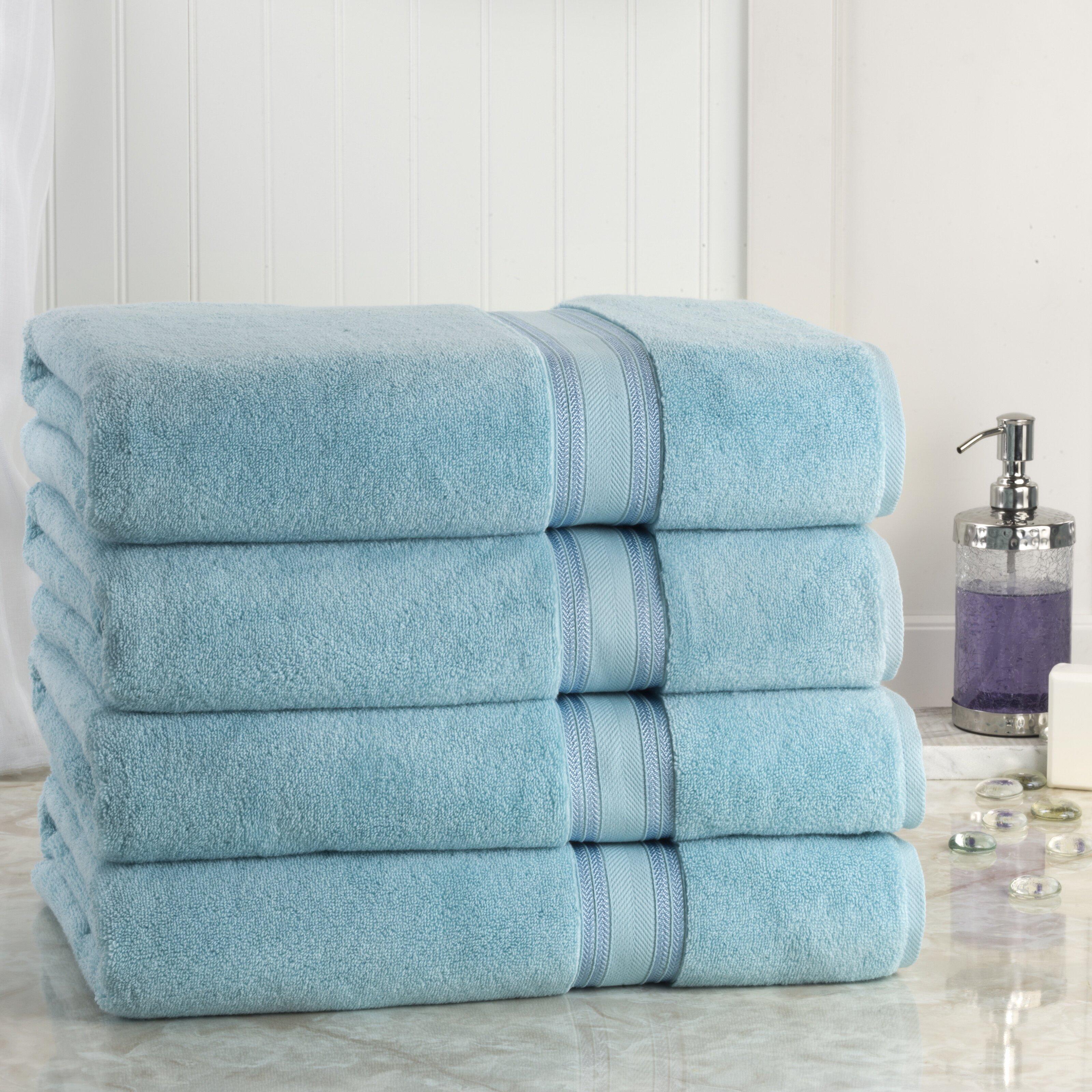 Luxe 100/% Coton Égyptien Pack de 2 Bath Sheet Set Serviettes Salle de Bain Super Doux