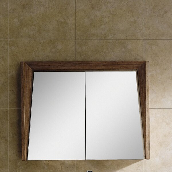Emerson 35.5 x 27.13 Surface Mount Medicine Cabinet by Langley Street