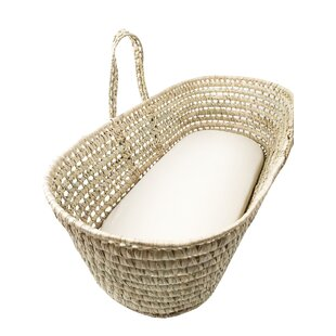 Inexpensive Moses Basket Sheet ByWendy Anne