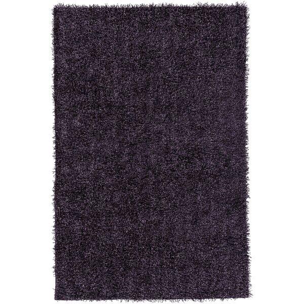 Mchaney Hand-Tufted Purple Area Rug by Brayden Studio