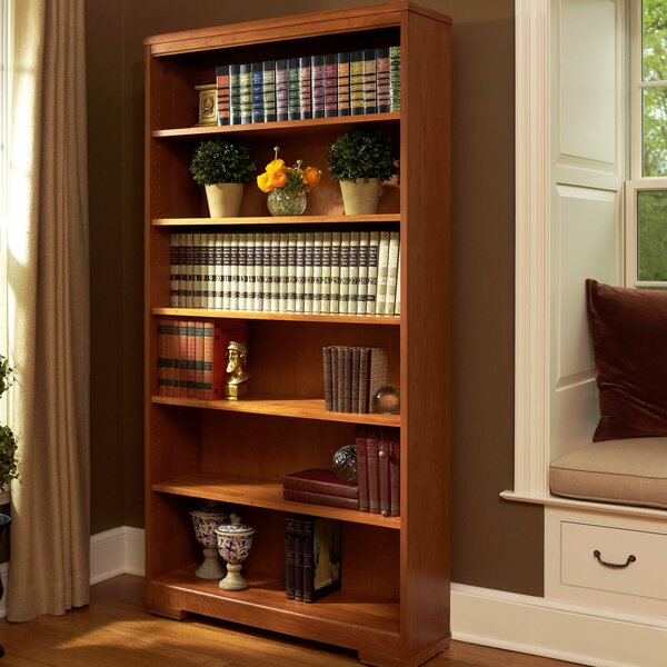 48 Traditional Series Open Standard Bookcase by Hale Bookcases