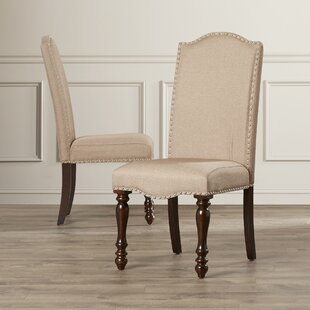 Find a Calila Upholstered Parsons Chair (Set of 2) By Birch Lane™