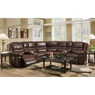 Kinbrae Dual Console Reclining Sectional