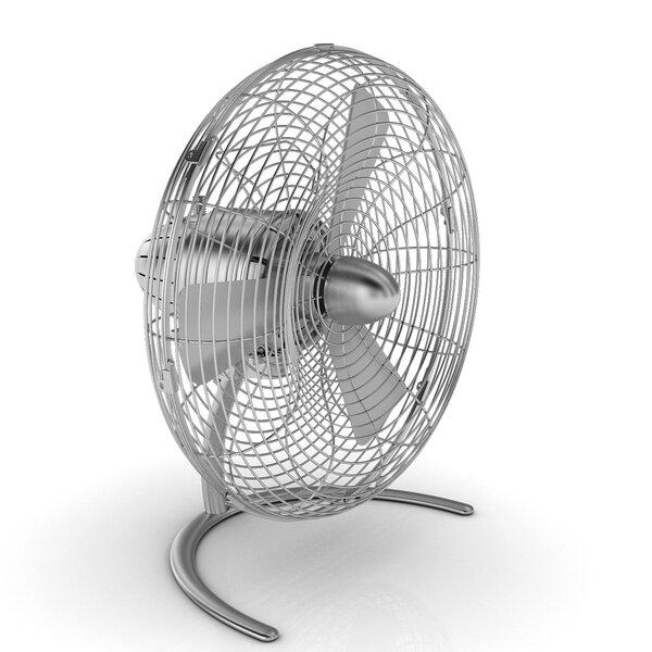 Charly 14 Oscillation Floor Fan by Stadler Form
