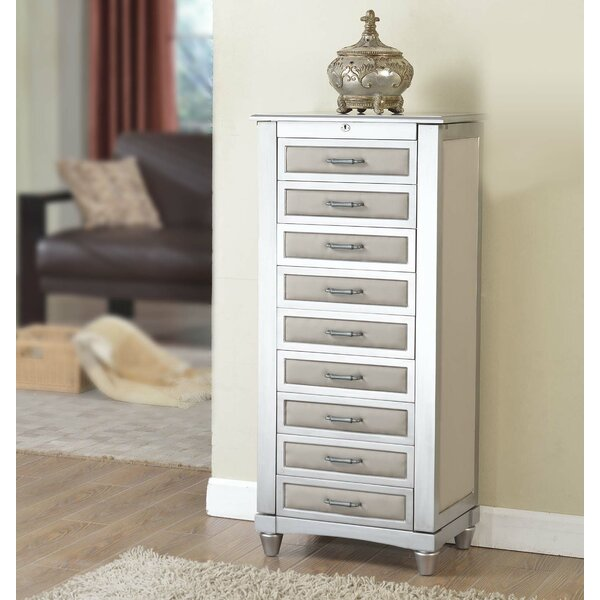 Jewelry Armoire with Cushions by Wildon Home ®