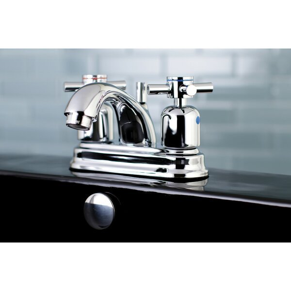 Concord Centerset Bathroom Faucet With Drain Assembly By Kingston Brass