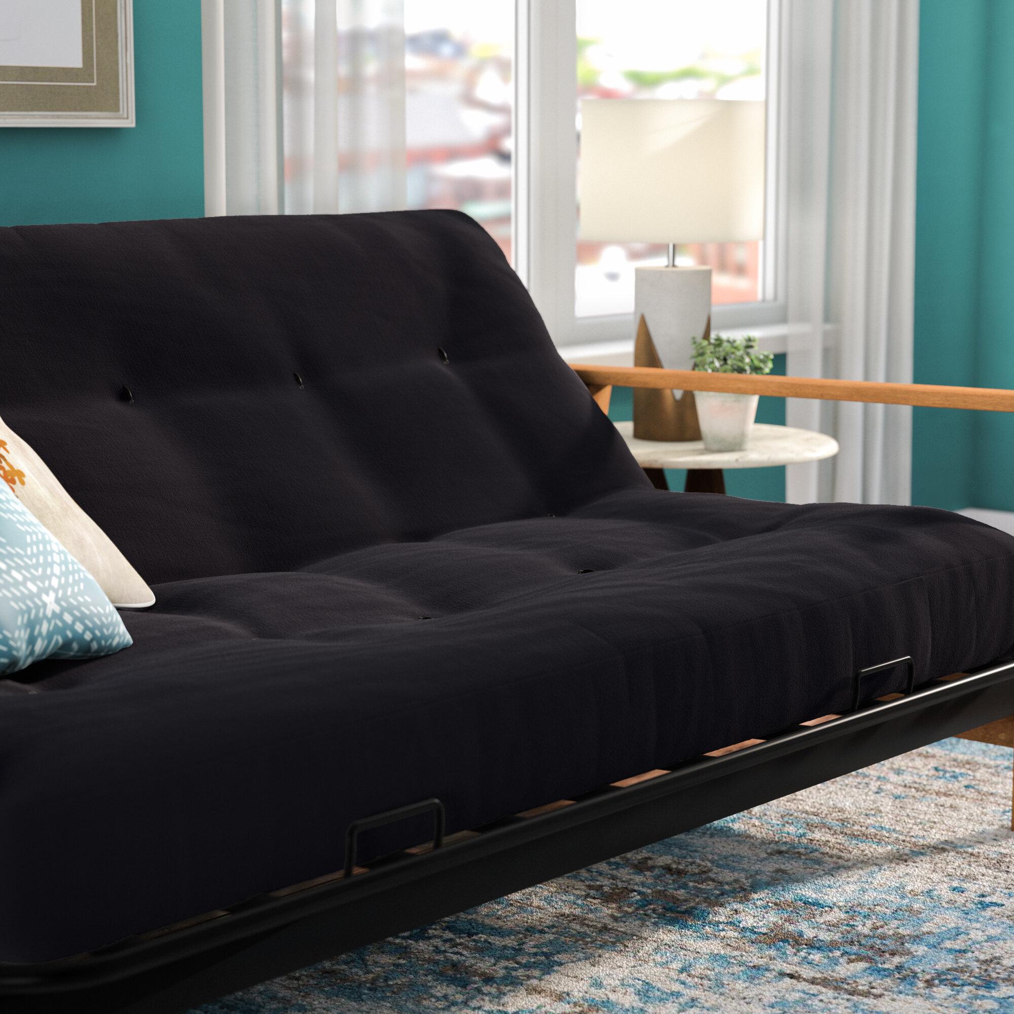 futons bond review foam gold reviews mattress furniture wayfair cotton pdx futon