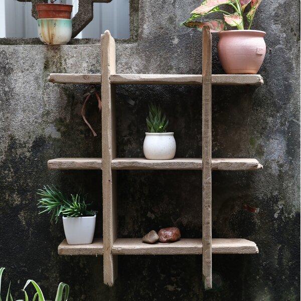 Donnellan Wooden Accent Shelf by Gracie Oaks