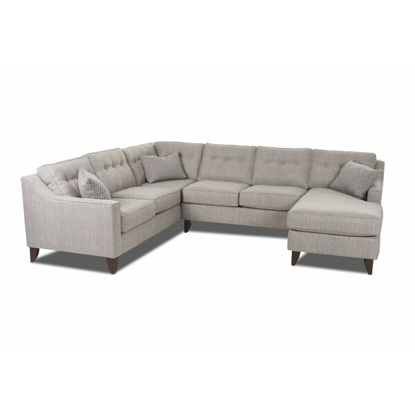 U-Shaped Sectional By Wayfair Custom Upholstery™