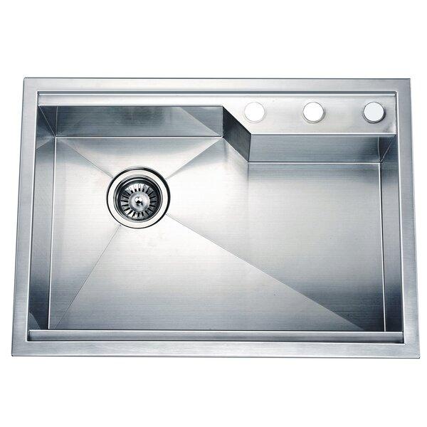 26 L x 19 W Undermount Kitchen Sink