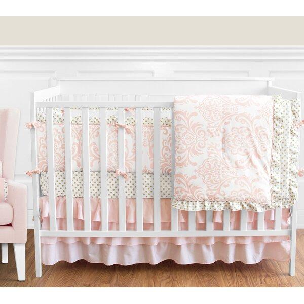 Amelia 9 Piece Crib Bedding Set by Sweet Jojo Desi
