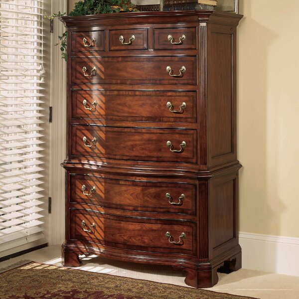 Staas 8 Drawer Chest by Astoria Grand