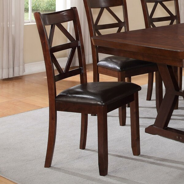 Beaver Creek Side Upholstered Dining Chair (Set of 2) by Red Barrel Studio