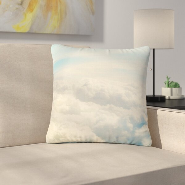 Life is But a Dream Nature Outdoor Throw Pillow by East Urban Home