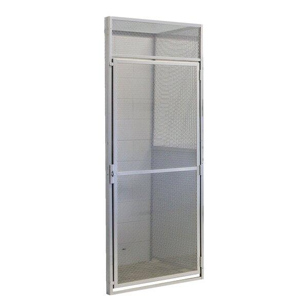 Bulk 1 Tier 1 Wide Storage Locker by Hallowell