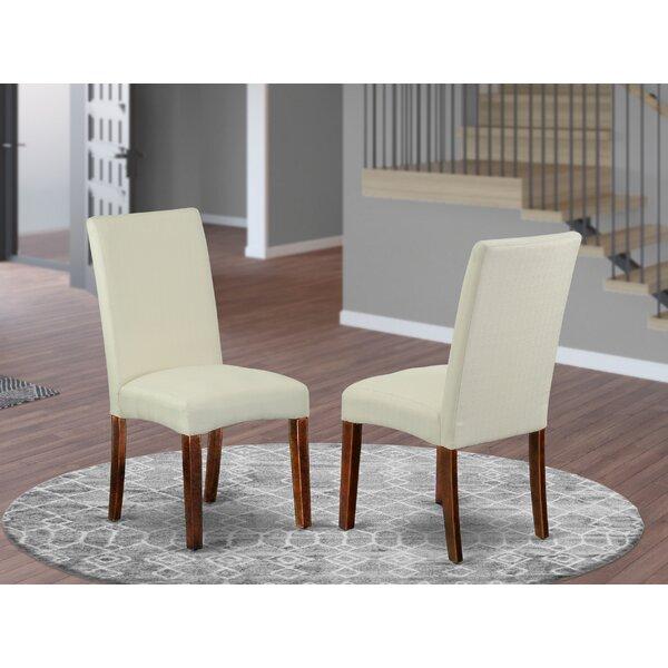 Kellen Solid Wood Dining Chair (Set of 2) by Red Barrel Studio Red Barrel Studio®