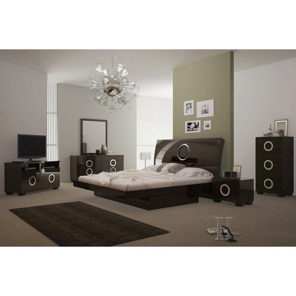 Madalyn Platform 4 Piece Bedroom Set by Orren Ellis