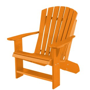 Orange Adirondack Chairs Youu0027ll Love | Wayfair