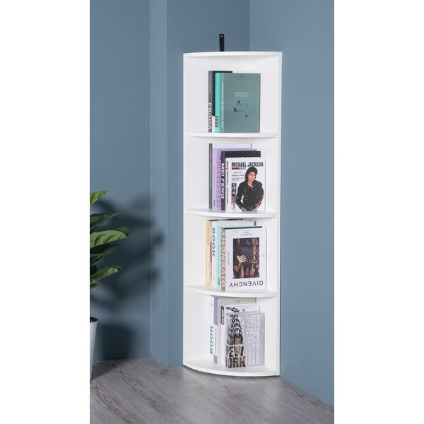 Coolranny Wall Corner Bookcase By Latitude Run