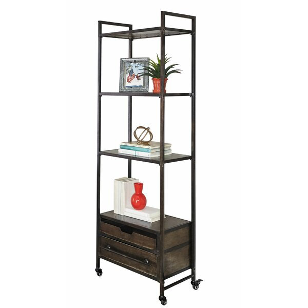 Trejo Standard Bookcase by 17 Stories