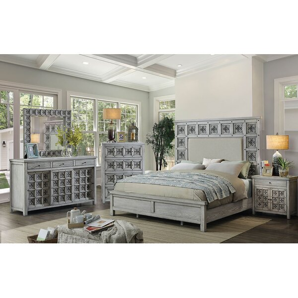 Cali Standard Configurable Bedroom Set by Rosdorf Park