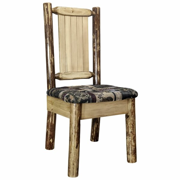 Tustin Upholstered Dining Chair by Loon Peak