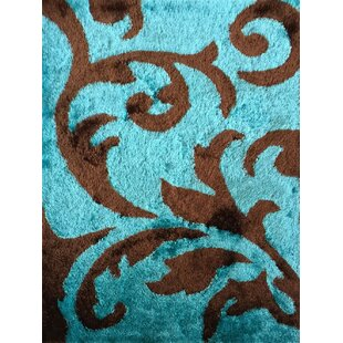 Turquoise And Brown Area Rugs Wayfair