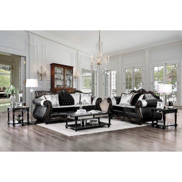 Rieves 2 Piece Living Room Set by Astoria Grand
