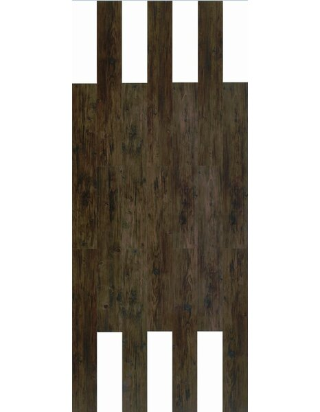 HydroCork 6 Hardwood Flooring in Century Morocco Pine by Wicanders