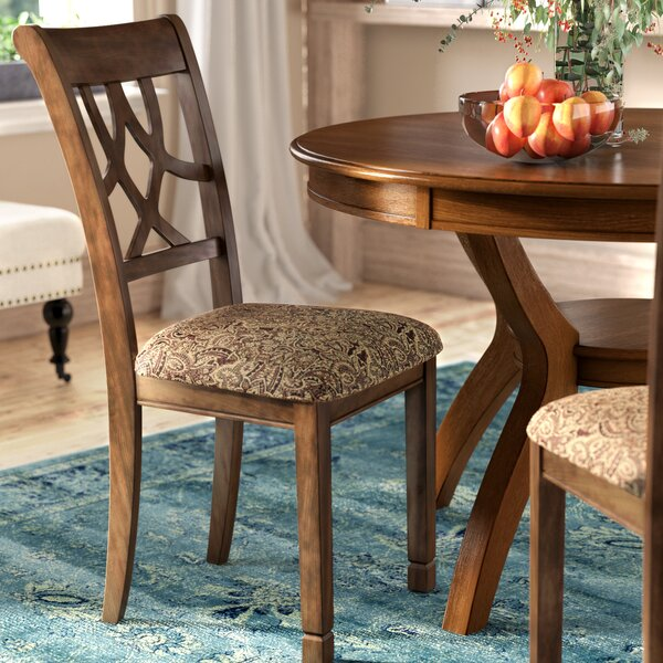 Cedar Creek Side Chair (Set of 2) by Three Posts