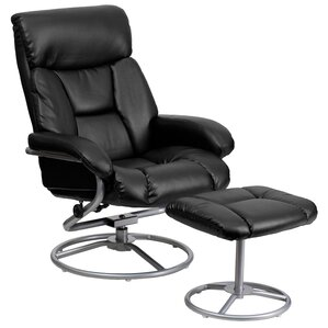 Winnols Manual Swivel Recliner..