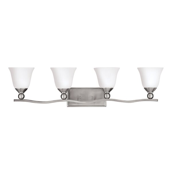 Bolla 4-Light Vanity Light by Hinkley Lighting