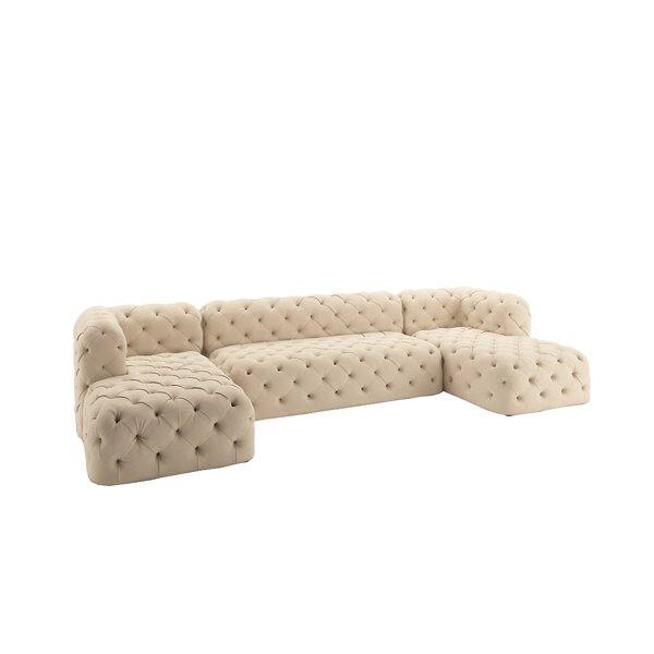 Laussat Sectional Collection by Charlton Home