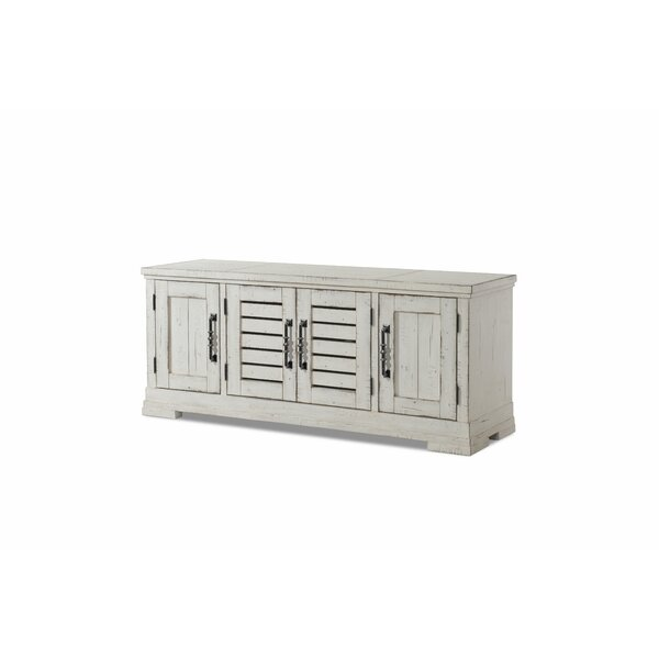 Trisha Yearwood Home Collection White Console Tables