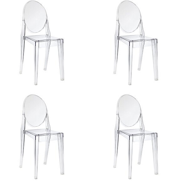Rummond Dining Chair (Set of 4) by Rosdorf Park